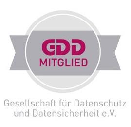 Als externer Datenschutzbeauftragter in Berlin sind wir Mitglied der GDD e.V. und stehen somit im regelmäßigen Austausch mit unseren Kollegen.