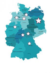 Ihr externer Datenschutzbeauftragter mit dem Hauptsitz in Berlin betreut Sie kompetent und mit Engagement wo auch immer Sie sind - bundesweit oder sogar im Ausland.