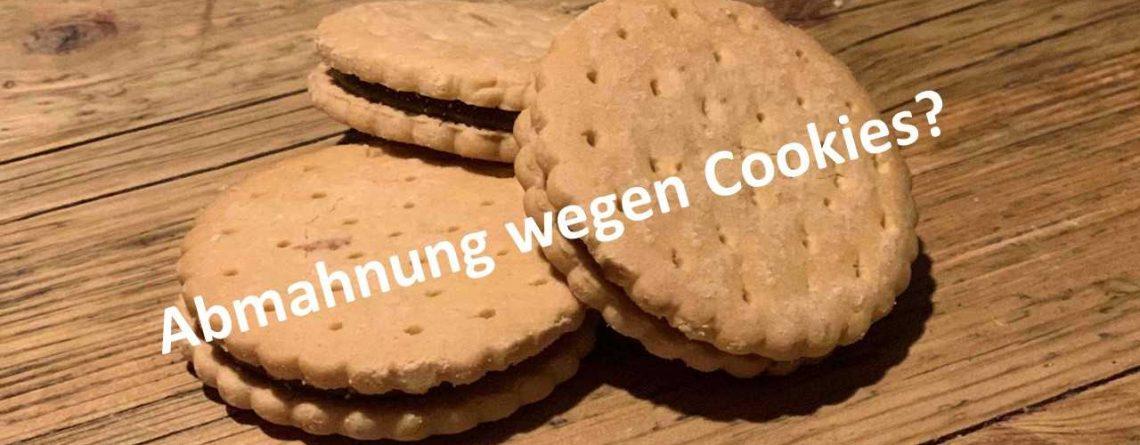 Cookie Banner Abmahnung