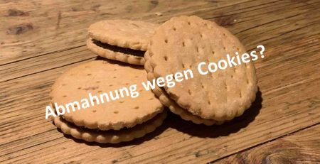 Cookie Banner Abmahnung